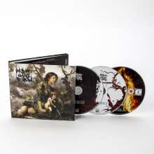 Heaven Shall Burn: Of Truth And Sacrifice (Limited Edition), 2 CDs und 1 DVD