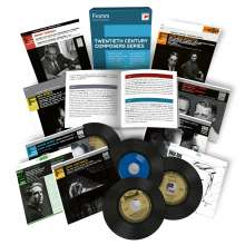 Twentieth Century Composers Series (Fromm Music Foundation), 10 CDs
