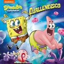 SpongeBob Schwammkopf: Quallendisco, CD
