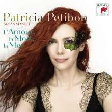 Patricia Petibon - L'Amour,la Mort,la Mer, CD