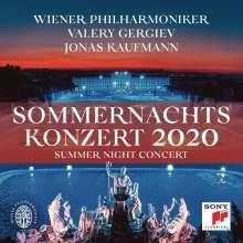 Wiener Philharmoniker - Sommernachtskonzert Schönbrunn 2020, CD