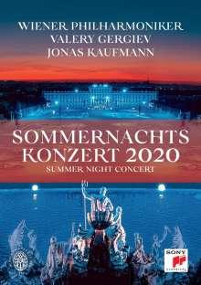 Wiener Philharmoniker - Sommernachtskonzert Schönbrunn 2020, DVD