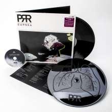 Pure Reason Revolution: Eupnea (180g), 2 LPs und 1 CD