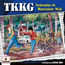 TKKG 215. Verbrechen im Moorsteiner Wald, CD