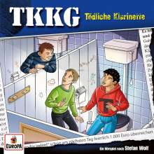 TKKG 217. Tödliche Klarinette, CD