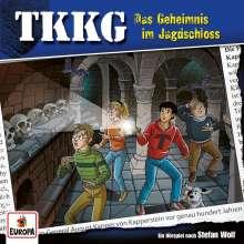 TKKG 216. Das Geheimnis im Jagdschloss, CD