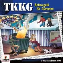 TKKG 218. Schutzgeld für Dämonen, CD