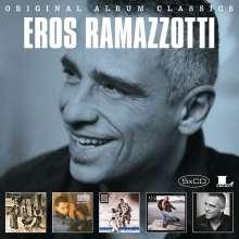 Eros Ramazzotti: Original Album Classics, 5 CDs