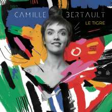 Camille Bertault: Le Tigre, LP