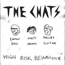 The Chats: High Risk Behaviour (Limited Edition) (Blue/Black Splatter Vinyl), LP