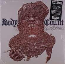 Body Count: Carnivore (Red/Blue Splatter Vinyl), LP