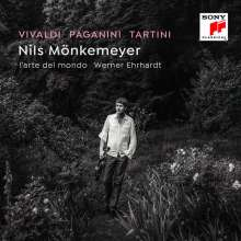 Nils Mönkemeyer - Italiano, CD