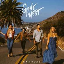 Gone West: Canyons, CD