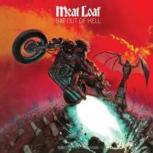Meat Loaf: Bat Out Of Hell, LP