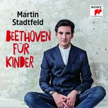 Martin Stadtfeld - Beethoven für Kinder, 2 CDs