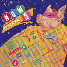 Now That's What I Call Music! Vol.5, 2 CDs