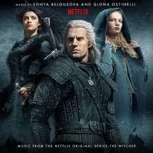 Filmmusik: The Witcher, 2 CDs