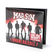 Mad Sin: Unbreakable, CD