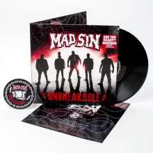 Mad Sin: Unbreakable (180g), 1 LP und 1 CD