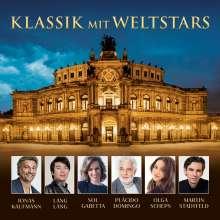 "Sony-Sampler ""Klassik mit Weltstars"", CD"