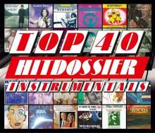 Top 40 Hitdossier: Instrumentals, 3 CDs