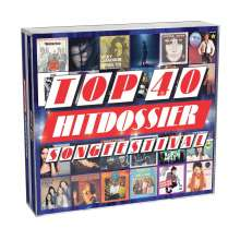 Top 40 Hitdossier: Songfestival, 3 CDs