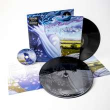 Kansas: The Absence Of Presence (180g), 2 LPs und 1 CD