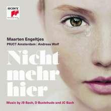 Maarten Engeltjes - Nicht mehr hier, CD
