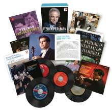 Itzhak Perlman - The Complete RCA & Columbia Album Collection, 18 CDs