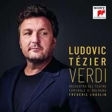 Ludovic Tezier - Verdi, CD
