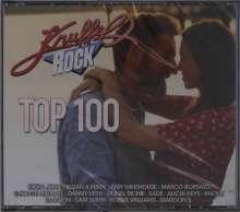 Knuffelrock Top 100 2020, 5 CDs