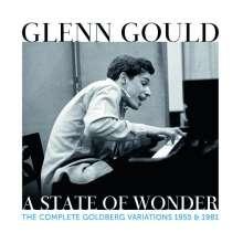 Glenn Gould - A State of Wonder (The Complete Goldberg Variations 1955 & 1981), 2 CDs