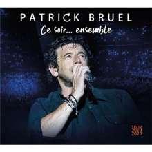 Patrick Bruel: Ce Soir Ensemble: Tour 2019 - 2020, 2 CDs und 2 DVDs