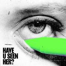 ALMA: Have U Seen Her?, CD