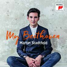 Martin Stadtfeld - My Beethoven, CD