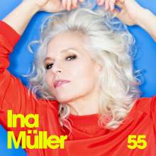 Ina Müller: 55, CD
