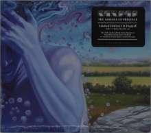 Kansas: The Absence Of Presence, 1 CD und 1 Blu-ray Audio