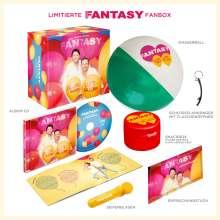 Fantasy: 10.000 bunte Luftballons (limitierte Fanbox), 1 CD und 3 Merchandise
