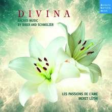 Les Passions de l'Ame - Divina, CD
