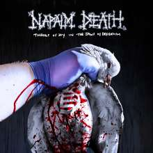 Napalm Death: Throes Of Joy In The Jaws Of Defeatism, CD