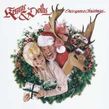 Kenny Rogers & Dolly Parton: Once Upon A Christmas, LP