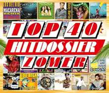 Top 40 Hitdossier: Zomer, 5 CDs
