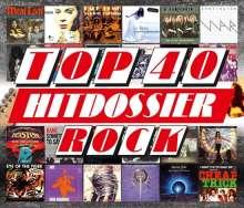 Top 40 Hitdossier: Rock, 4 CDs