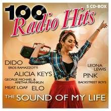 100 Radio Hits, 5 CDs