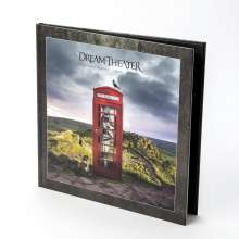 Dream Theater: Distant Memories - Live in London (Limited Deluxe Artbook), 3 CDs, 2 Blu-ray Discs und 2 DVDs