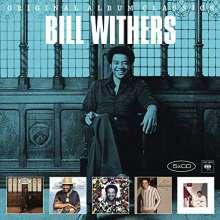 Bill Withers (1938-2020): Original Album Classics, 5 CDs