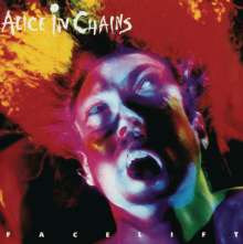 Alice In Chains: Facelift (remastered), 2 LPs
