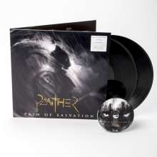 Pain Of Salvation: Panther (180g), 2 LPs und 1 CD