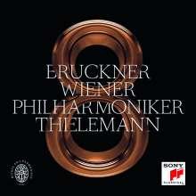 Anton Bruckner (1824-1896): Symphonie Nr.8, CD