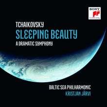 """Peter Iljitsch Tschaikowsky (1840-1893): Dornröschen op.66 """"A Dramatic Symphony"""", CD"""
